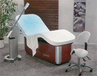 Mechanised Massage Bed MLW